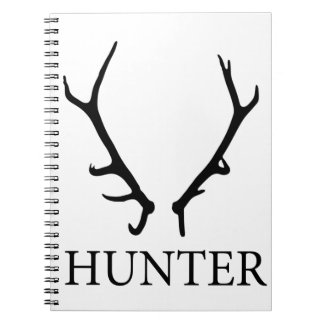 Shed Hunter Spiral Note Book