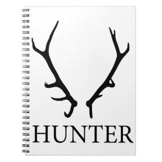 Shed Hunter Spiral Notebook