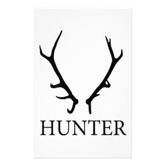Shed Hunter Stationery
