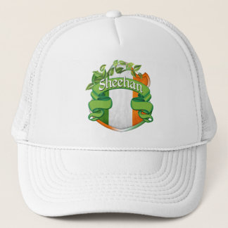 Sheehan Irish Shield Trucker Hat