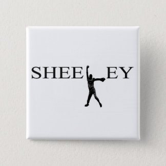 Sheeley buton 2 inch square button
