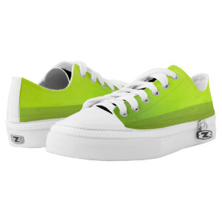 Sheen Green Low-Top Sneakers