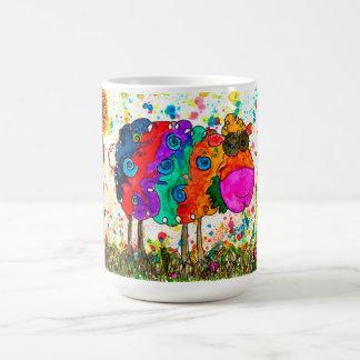 Sheep 15 oz Mug (You can Customize)