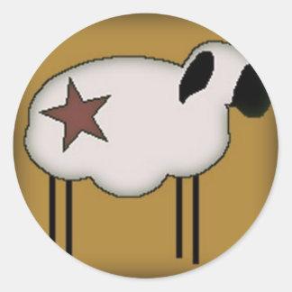 Sheep #2 Sticker