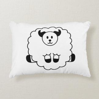 Sheep Accent Pillow