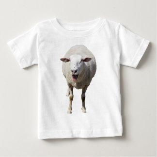 Sheep Baa Baa'ing Baby T-Shirt