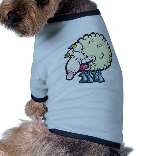 Sheep. Baaah (cough ). Pet Clothes