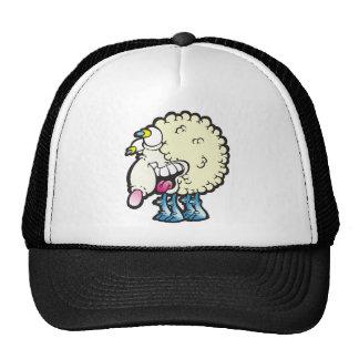 Sheep. Baaah (cough ). Trucker Hat