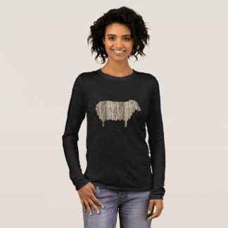 Sheep  Bella+Canvas Long Sleeve T-Shirt