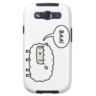 Sheep Galaxy S3 Cases