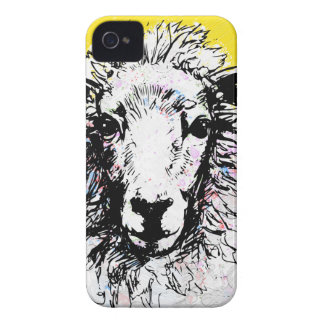 Sheep Case-Mate iPhone 4 Cases