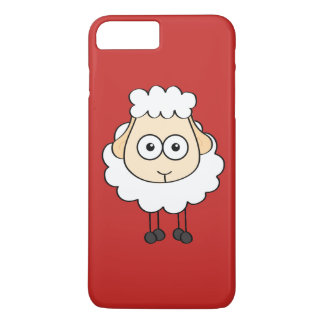 Sheep Cell Covercase iPhone 8 Plus/7 Plus Case