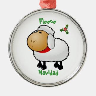 Sheep Christmas ornament