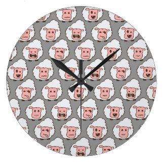 Sheep clock