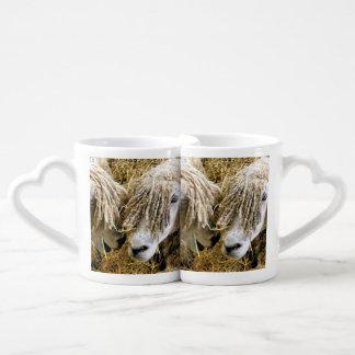 SHEEP COFFEE MUG SET