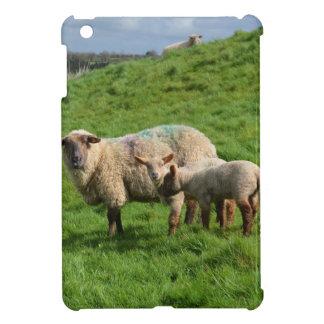 Sheep Family Cover For The iPad Mini