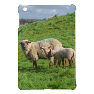 Sheep Family iPad Mini Cases