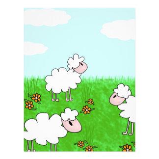 Sheep Flyers