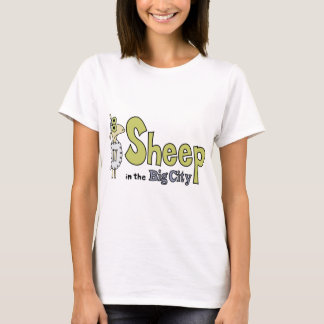 Sheep in the Big City T-Shirt