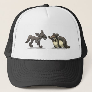 """""""Sheep in Wolf's Clothing"""" Hat"""