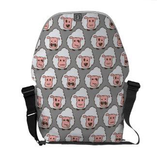 Sheep Knapsack Commuter Bag