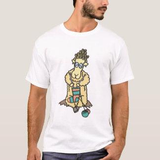 Sheep Knitting T-shirt