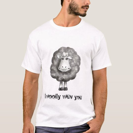 SHEEP LOVE YOU SHIRT