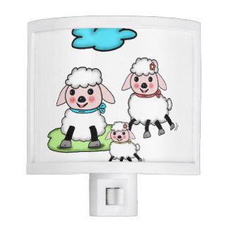 sheep nite light