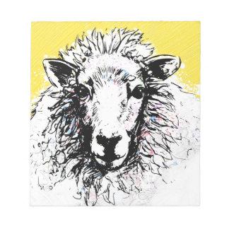 Sheep Notepad