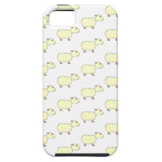 Sheep Pattern. iPhone 5 Case