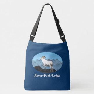 Sheep Peak Lodge Crossbody Bag