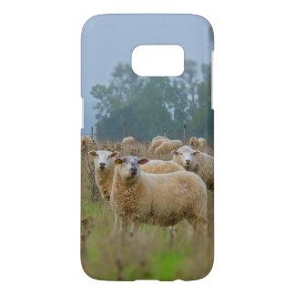 Sheep Samsung Galaxy S7 Case