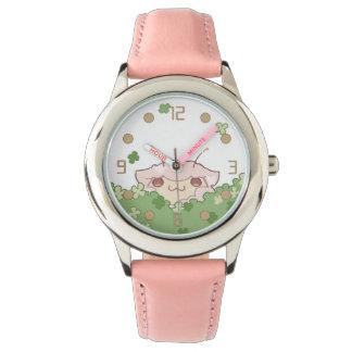 Sheep semi clock 1 watch