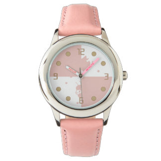 Sheep semi clock 2 watch