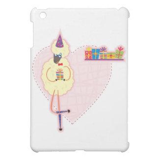 sheep sharing gifts iPad mini covers