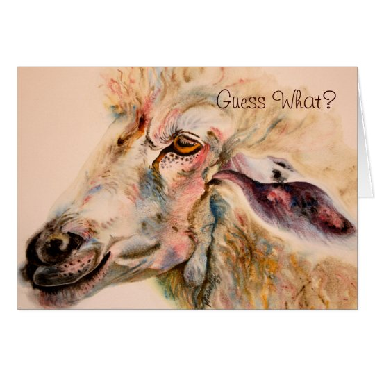 Sheep Valentine's Day Wishes Funny Love Cards