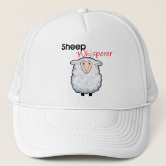 Sheep Whisperer Trucker Hat