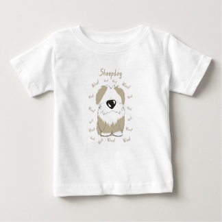 Sheepdog Baby T-Shirt