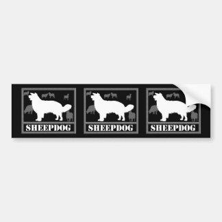 Sheepdog Bumper Sticker