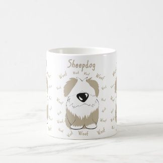 Sheepdog Design Coffee Mug
