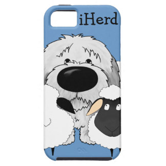 Sheepdog - iHerd iPhone 5 Case