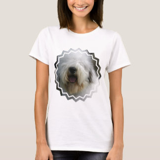 Sheepdog Ladies Fitted T-Shirt