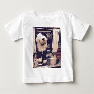 Sheepdog Love Baby T-Shirt