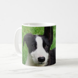 Sheepdog Puppy Mug