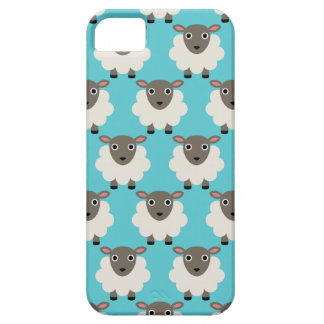 Sheeps seamless pattern case for the iPhone 5
