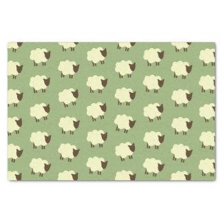 Sheeps Tissue Paper