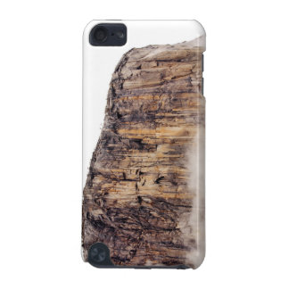 Sheer cliff rising above clouds iPod touch 5G case