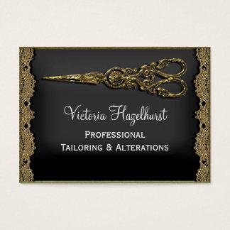 Sheer Hazelhurst Scissor Business Card