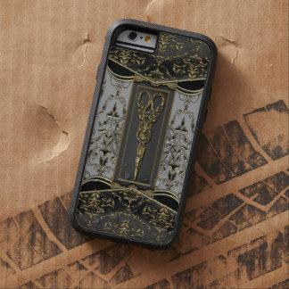 Sheer Hazlehurst 6/6s Antiqued Scissors IV Tough Xtreme iPhone 6 Case