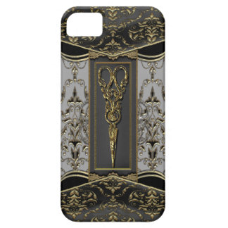 Sheer Hazlehurst Antiqued Scissors V iPhone 5 Covers